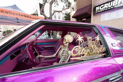 2018 Dia De Los Muertos Festival in Downtown Corpus Christi, Tx.