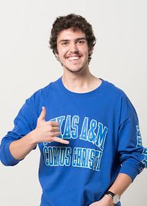 John-Michael Sadleir - jsadleir@islander.tamucc.edu