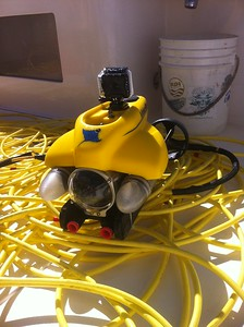 ROV setup 2