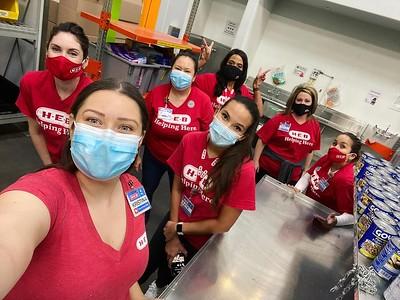 Houston Food Bank Volunteering 2020 -1