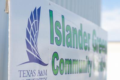TAMUCC Islander Community Garden.