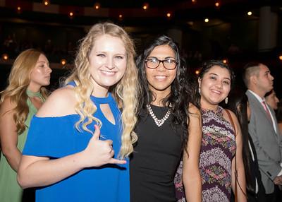 Allison Abbott (left), Anjelina Abecia, Rebecca Alaniz