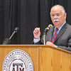 President and CEO of Texas A&M-Kingsville Dr. Steve Tallant