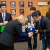 Sejong MOU Signing, January 30, 2018 in the University Center's Legacy Room.