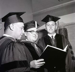 Dexter Duane Farr, Robert A. Clark, Thomas S. Monson