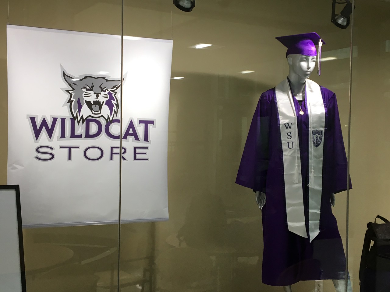 Commencement at the Wildcat Store