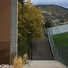 Fall colors and stairs