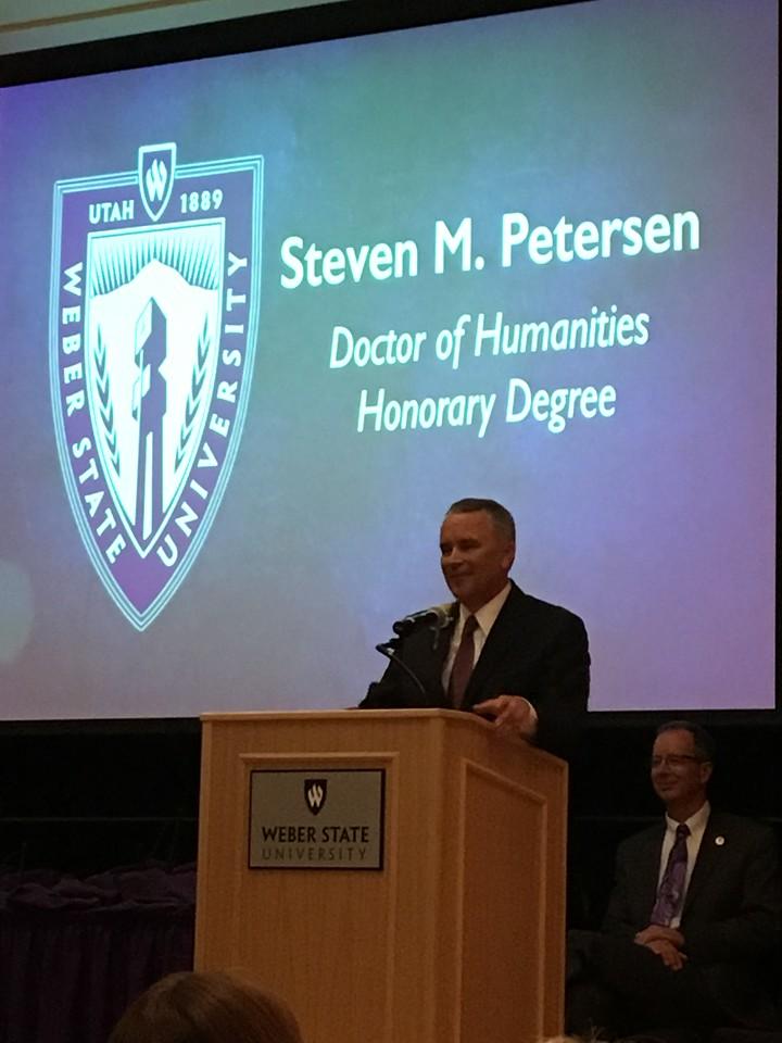 Steven M. Petersen