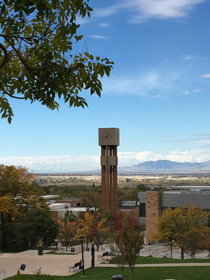 Stewart Bell Tower Plaza