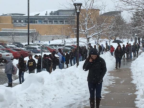 WSU Campus Shots for Social Media