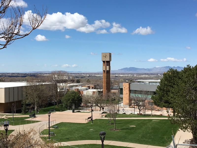 Stewart Bell Tower Spring