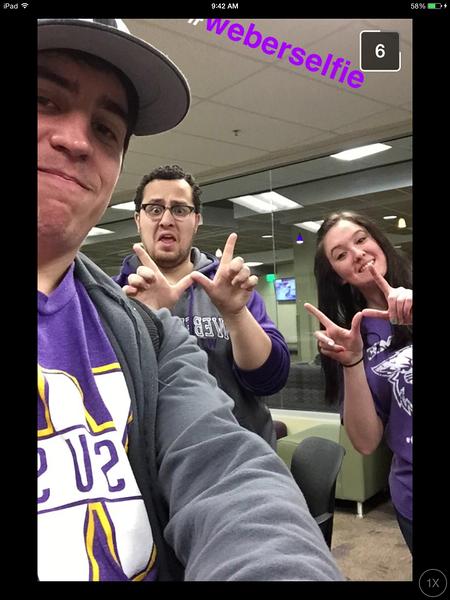 Weber Selfie Contest