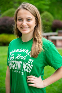 Isabella Griffiths; Ironton, OH; Health Sciences Class of 2023