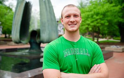 Calvin Hunter; Milford, OH; Biology & Biochemistry/Science Class of 2023