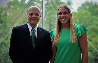 Haley Greynolds and Mohammed Abdulrahman