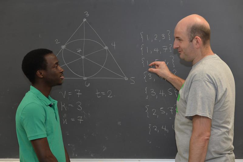 mathematics class