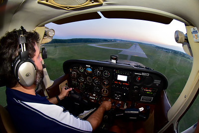 Mike Reyno, PA44-180 Seminole, Waterloo Wellington Flying Centre