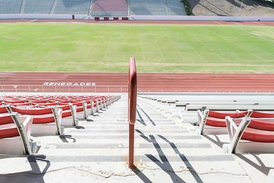 Memorial Stadium, Panorama Campus