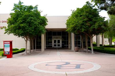 Grace Van Dyke Bird Library, Panorama Campus