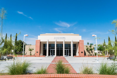 Edward Simonsen Performing Arts Center, Panorama Campus