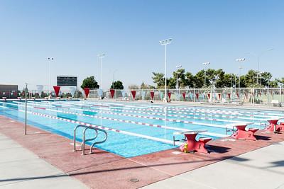 Pool, Panorama Campus