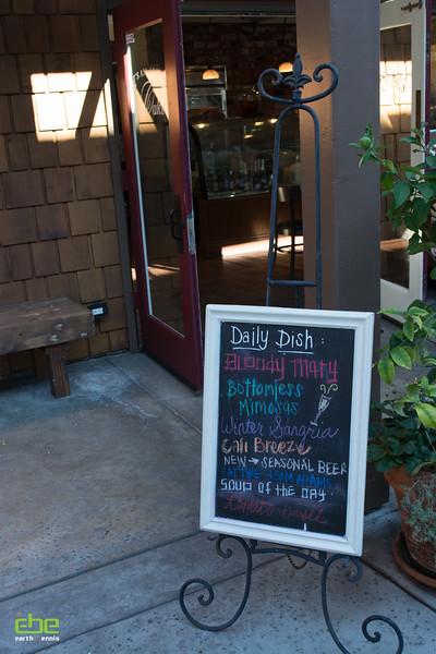 What a Dish, Dana Point, CA 2.14.15