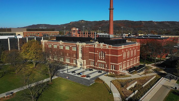 2020 Fall UWL Wittich Hall UAS Drone 2
