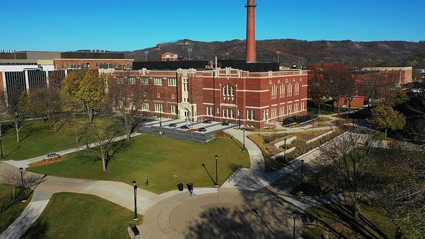 2020 Fall UWL Wittich Hall UAS Drone 1