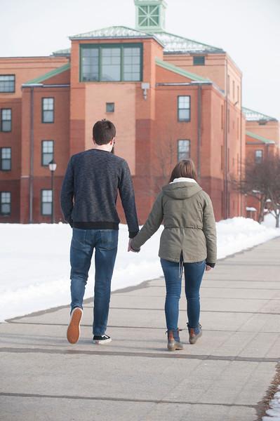 Valentine's Couple, Jan 2018