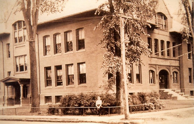 Westfield Normal Training School 1900