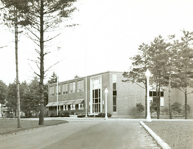 Parenzo Hall Dedicated on December 14, 1956 Western Avenue Campus