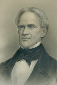 """Horace Mann, born in 1796, was a political activist who came to educational issues in middle age. •He served in both the Massachusetts House and Senate. He was appointed to the first Massachusetts Board of Education and selected to be the board's secretary. •From 1837 to 1848 he was in charge of most everything to do with education in the Commonwealth. He was the driving force that created, the Normal Schools throughout the Commonwealth. •In 1838, under his aggressive leadership, state funds were appropriated to match a $10,000 gift from Edmund Dwight of Boston to establish in Massachusetts the first state-supported institutions in the United States for the training of teachers for the """"common schools"""" He chose the sites of the schools, hired the staff, and outlined the curriculum.       In 1848 Mann went to Washington to fill the congressional seat vacated by John Quincy Adams. A few years later, he moved to Yellow Springs, Ohio to found Antioch College."""