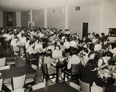 Archive photos: WSU buildings under construction