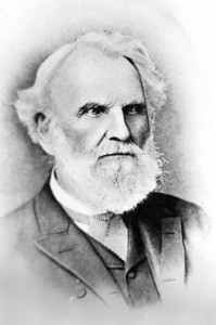 David S. Rowe  Principal, 1846 - 1854  •David S. Rowe was educated at Phillips Academy and Bowdoin College. As an early abolitionist, he formed an anti-slavery society while at Bowdoin. •Rowe taught at a number of schools in Maine and Massachusetts and was the principal of the high school in Pittsfield. •At the Normal School, forty-seven students and ten full-time faculty faced shortages of operating funds, which forced the school to recruit junior faculty from among its own pupils. •Classes were held Tuesday through Friday and half-day on Saturday. •Daily classes began with a prayer and a bible reading by Rowe. •Rowe remained at Westfield for eight years. In the spring of 1854, he resigned to take a position of principal of the Irving Institute in Tarrytown, New York. He served there until his death in 1888.