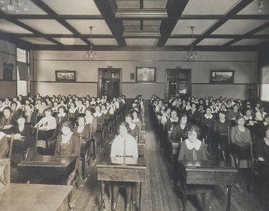 Morning Assembly c. 1870