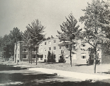 Scanlon Hall September 1956
