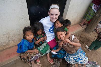 Westfield State University University students travel to Antigua Guatemala