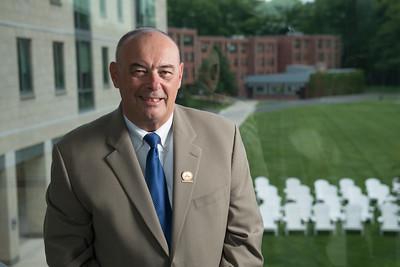 Westfield State University Alumnus and Board of Trustee member, Robert Johnson