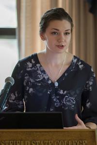 Stephanie Carvalho- Senior Honors Presentations
