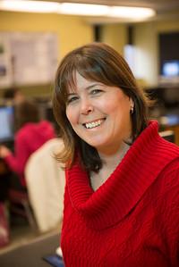 Jennifer Hanselman, Biology professor at Westfield State University
