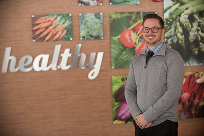 Andrew Mankus, Westfield State University's Director of Dining Services