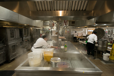 Dining Services at Westfield State University, February 2017