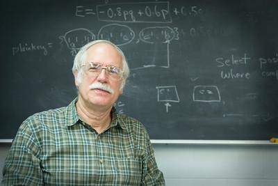 Larry Griffith, Mathematics Professor at Westfield State University