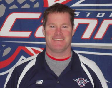 Alumni laclrosse story:  Boston Cannon head coach Steve Duffy (Westfield State Class of 1991)