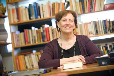 Marilyn Sandidge, English Faculty Member at Westfield State University