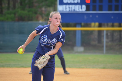 Madeline Tomich ranked seventh nationally in strikeouts per game in 2012.