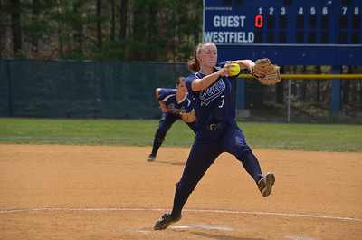 Madeline Tomich finished her stellar four-year career with a school record 577 strikeouts.