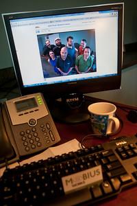 Westfield State University Alumni at MOBIUS Works in Westfield, MA