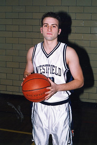 Chris Caputo ('02) was a captain and received the team's outstanding contributor award during his senior year at Westfield State.