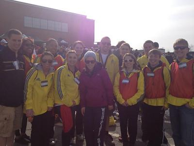 Bosston Marathon Vigil - Amanda Aborn